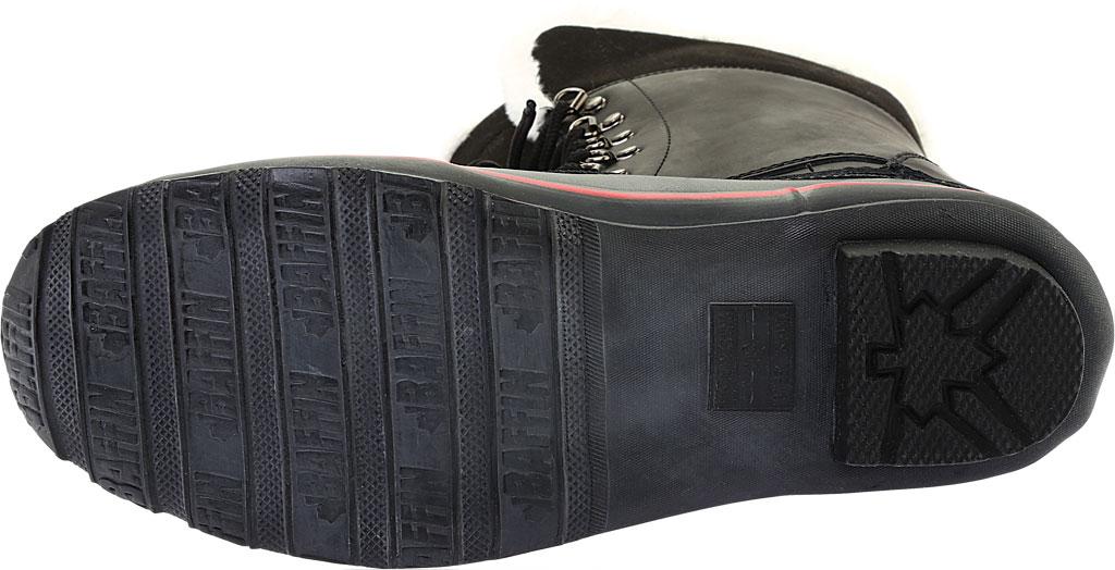 Women's Baffin Mink Waterproof Boot, Black, large, image 6