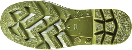 """Men's Baffin Petrolia 15"""" Safety Toe and Plate Waterproof Boot, Black/Green, large, image 2"""
