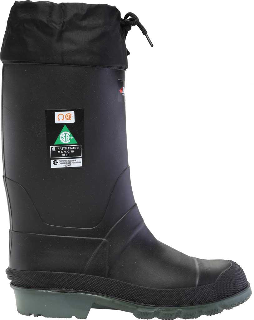 Men's Baffin Hunter -40 STP Work Boot, Black/Green, large, image 2