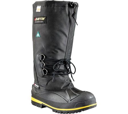 Men's Baffin Driller -100GEL Safety Toe and Plate Boot, Black, large, image 1