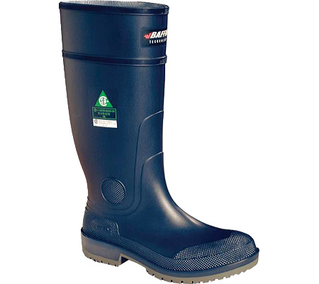 """Men's Baffin Surstik 15"""" GEL Safety Toe and Plate Boot, Blue/Clear/Gray, large, image 1"""