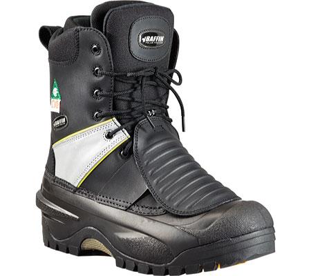 Men's Baffin Blastcap Conviction -60 Metatarsal Safety Boot, Black/Hi-Viz, large, image 1
