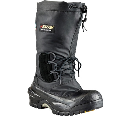 Men's Baffin Fortmac -60 Safety Toe and Plate Boot, Black, large, image 1