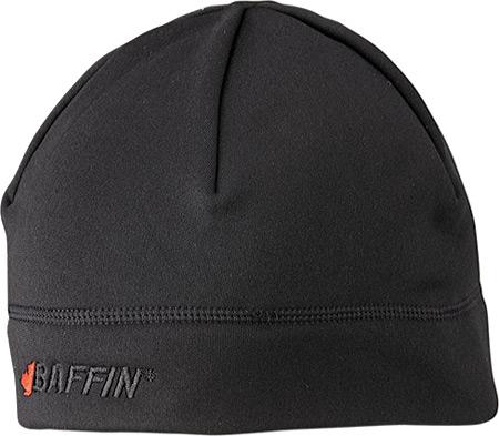 Baffin Fleece Toque Beanie, Black, large, image 1
