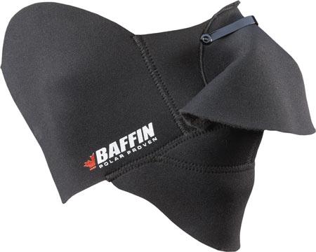 Baffin Fog-Off Face Mask, Black, large, image 1