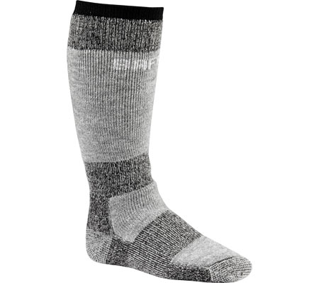 Baffin Polar Expedition Sock, Charcoal, large, image 1