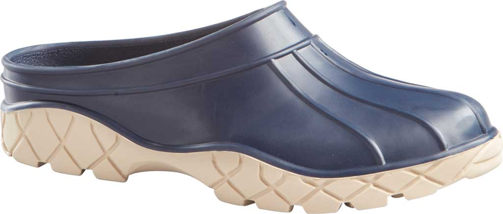 Baffin Patio Duck Clog, Navy, large, image 1
