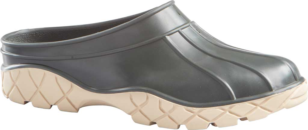 Baffin Patio Duck Clog, Green, large, image 1