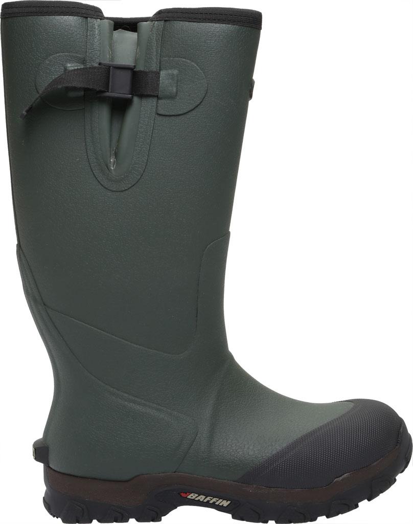 Men's Baffin Backwood Waterproof Wellington Boot, Forest Green, large, image 2