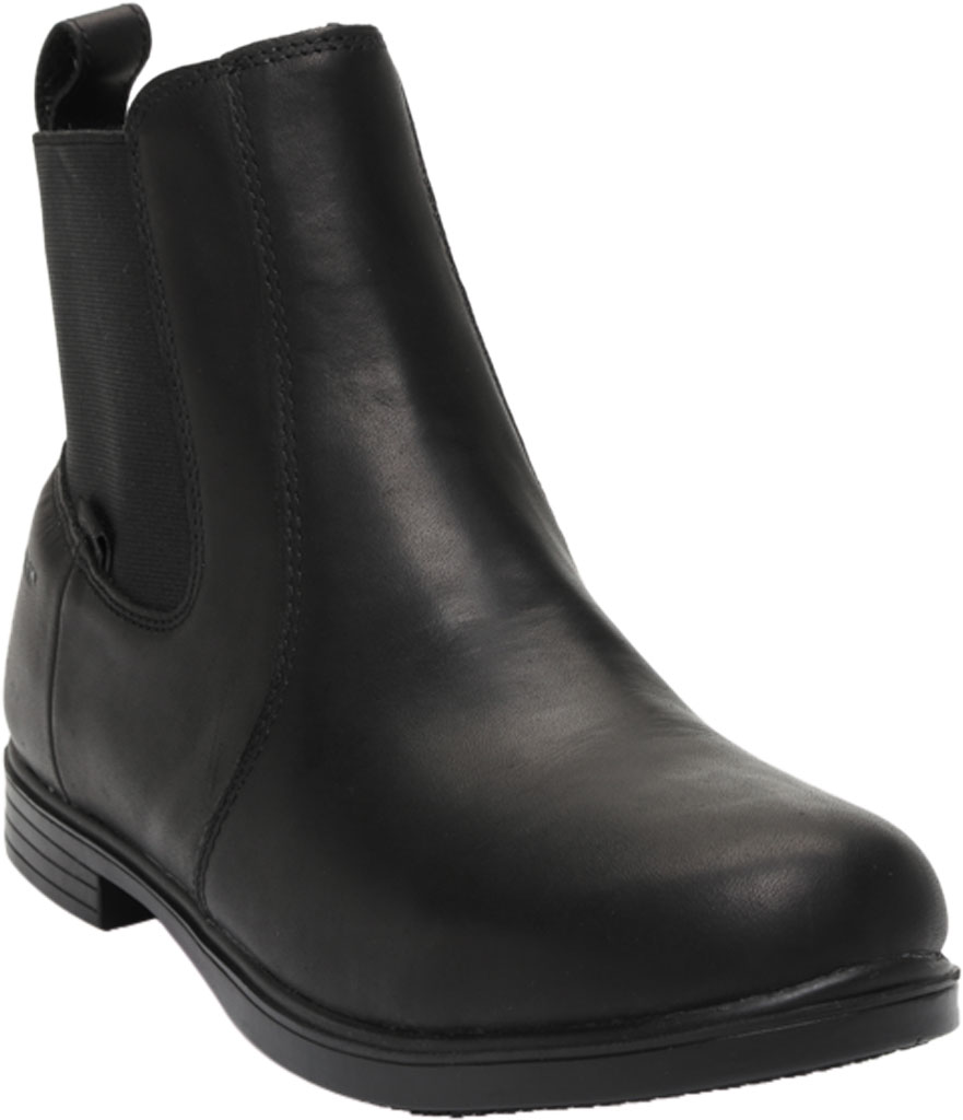 Women's Baffin Chelsea Waterproof Boot, Black, large, image 1