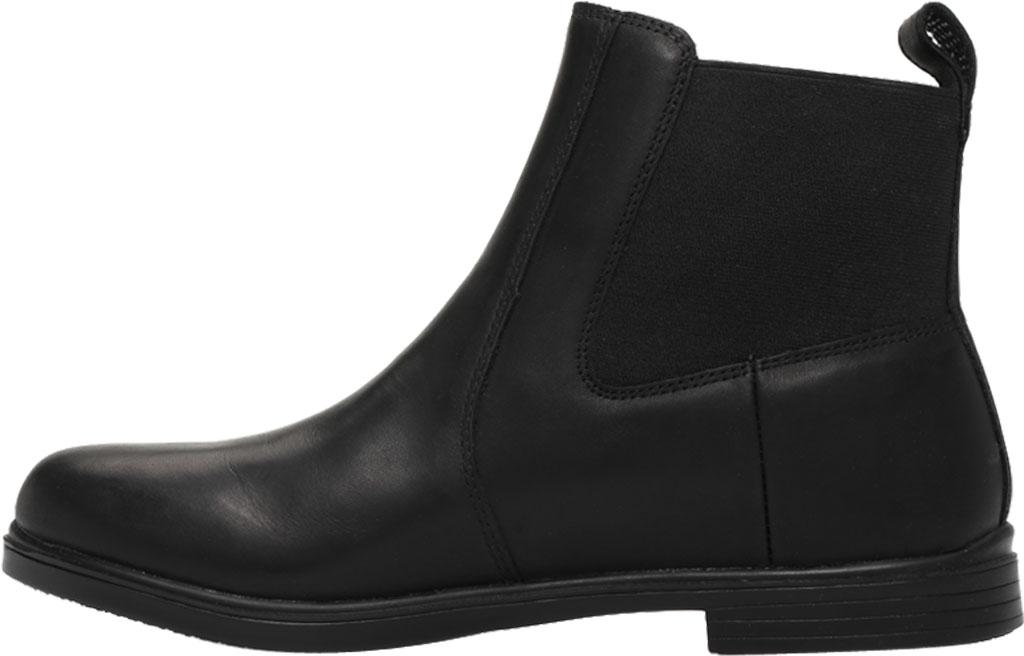Women's Baffin Chelsea Waterproof Boot, Black, large, image 3