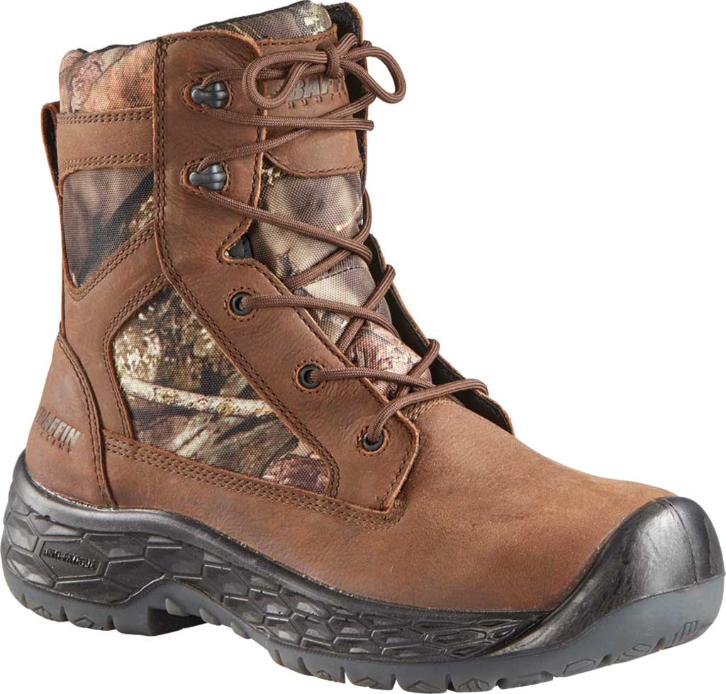 Baffin Pacer PLN Waterproof Logger Boot, Mossy Oak, large, image 1