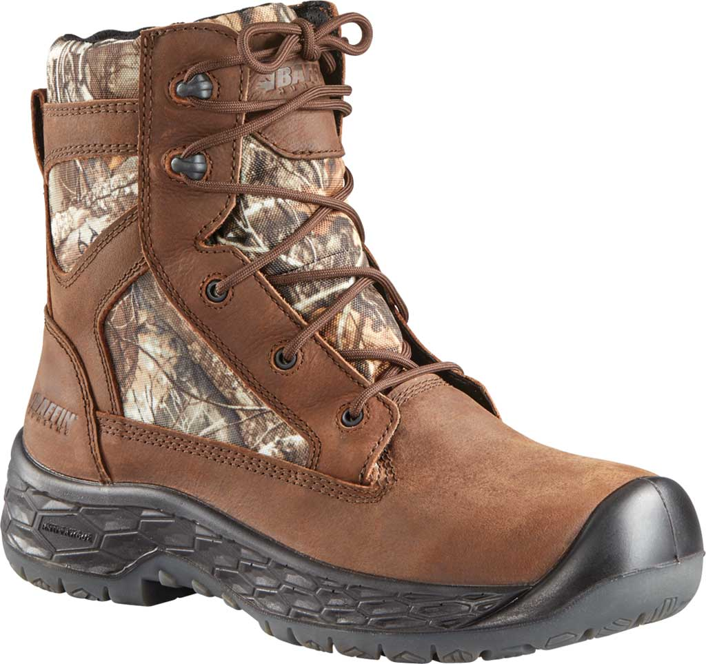 Baffin Pacer PLN Waterproof Logger Boot, Real Tree, large, image 1