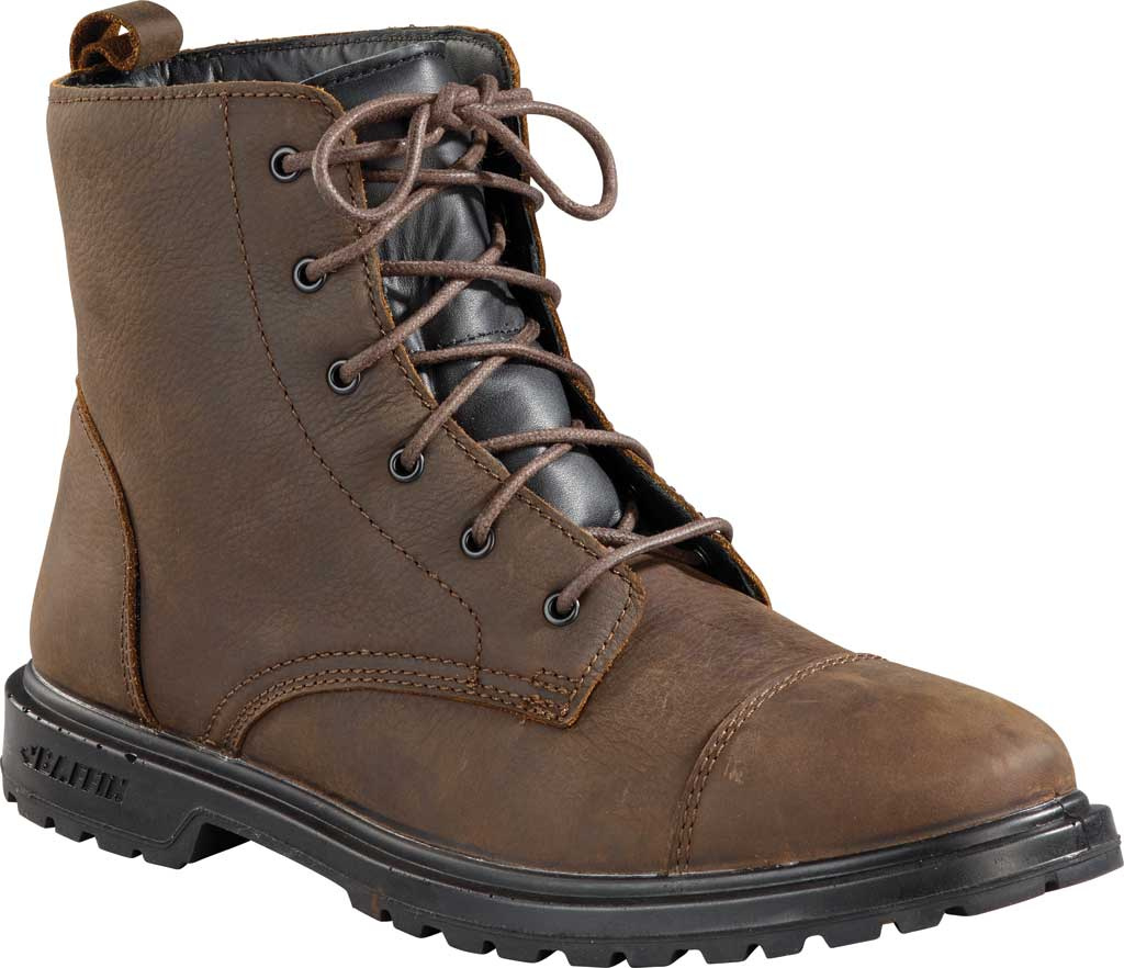 Men's Baffin Smith Waterproof Logger Boot, Coffee, large, image 1