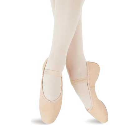 Girls' Capezio Dance Daisy 205C, Ballet Pink, large, image 1