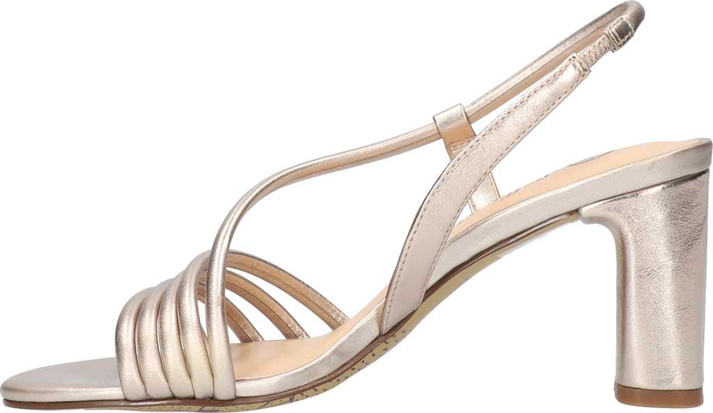 Women's Bella Vita Zariah Strappy Sandal, Champagne Leather, large, image 3