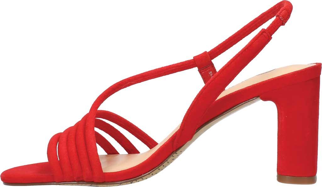 Women's Bella Vita Zariah Strappy Sandal, Red Kidsuede, large, image 3