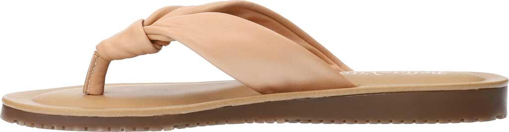 Women's Bella Vita Cov-Italy Thong Sandal, Natural Italian Leather, large, image 3