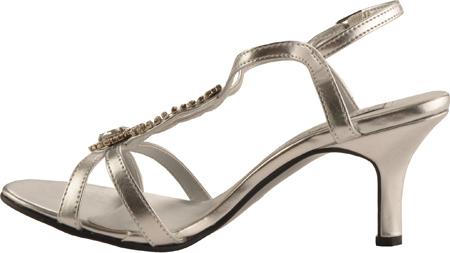 Women's Touch Ups Mindy 2, Silver Metallic, large, image 3