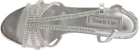 Women's Touch Ups Lyric, Silver Metallic, large, image 6