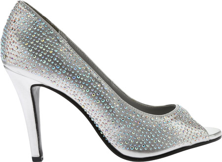 Women's Dyeables Sienna, Silver Shimmer, large, image 2