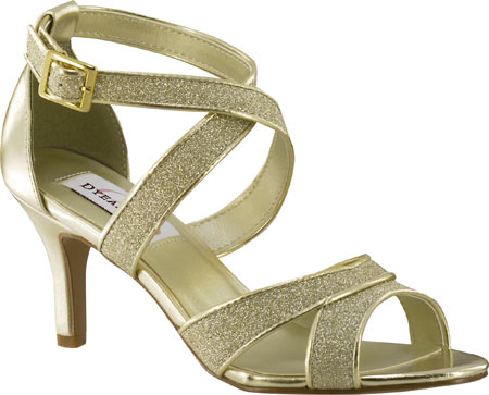 Women's Dyeables Amber Strappy Sandal, , large, image 1