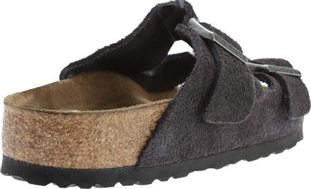 Birkenstock Arizona Suede with Soft Footbed, Velvet Gray Suede with Soft Footbed, large, image 4