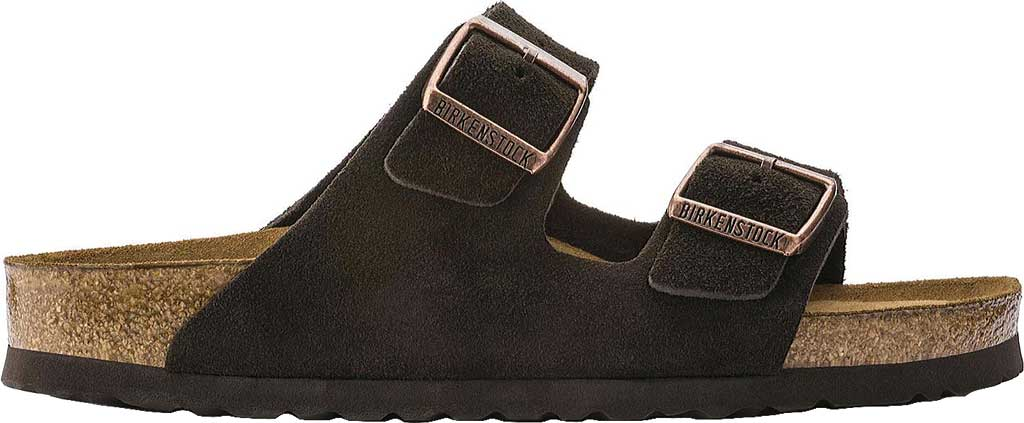 Birkenstock Arizona Suede with Soft Footbed, , large, image 2