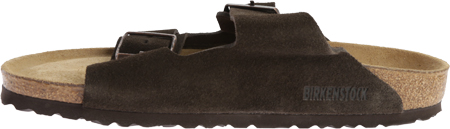 Birkenstock Arizona Suede with Soft Footbed, , large, image 3