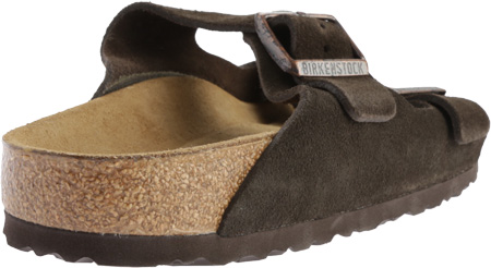 Birkenstock Arizona Suede with Soft Footbed, , large, image 4