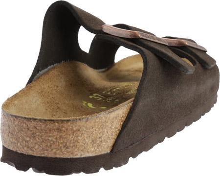 Birkenstock Arizona Suede Sandal, Mocha Suede, large, image 4