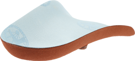 Birkenstock Blue Footbed-Heeled, Blue Insole, large, image 4