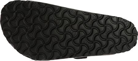 Birkenstock Arizona Soft Footbed Oil Leather Slide, Iron Oiled Leather, large, image 6