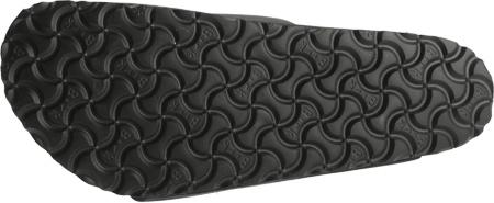 Birkenstock Arizona Soft Footbed Oil Leather Slide, Black Oiled Leather, large, image 6
