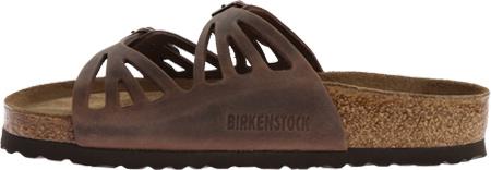 Women's Birkenstock Granada Soft Footbed, Habana Oiled Leather, large, image 3