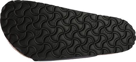 Women's Birkenstock Granada Soft Footbed, Black Oiled Leather, large, image 6