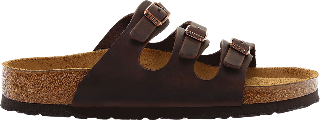 Women's Birkenstock Florida Oiled Leather with Soft Footbed, , large, image 2