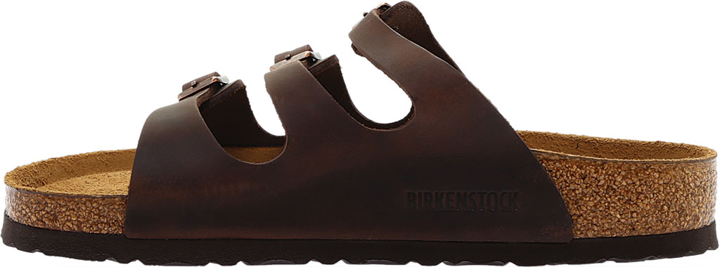 Women's Birkenstock Florida Oiled Leather with Soft Footbed, , large, image 3