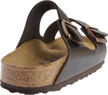 Birkenstock Arizona Amalfi Leather Sandal with Soft Footbed, , large, image 4