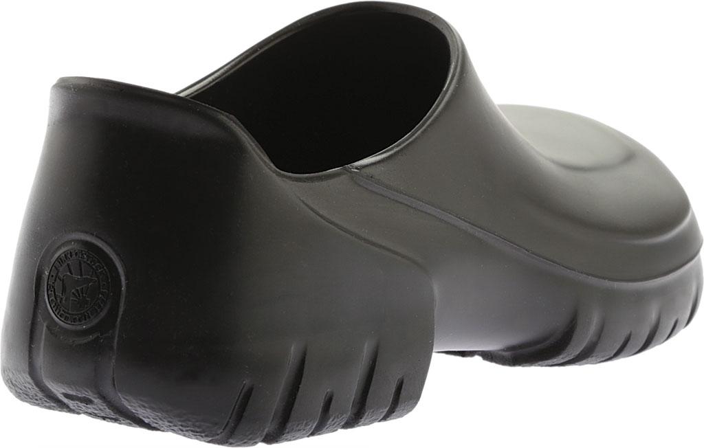 Birkenstock A 640 Steel Toe Slip On Shoe, Black Polyurethane, large, image 4