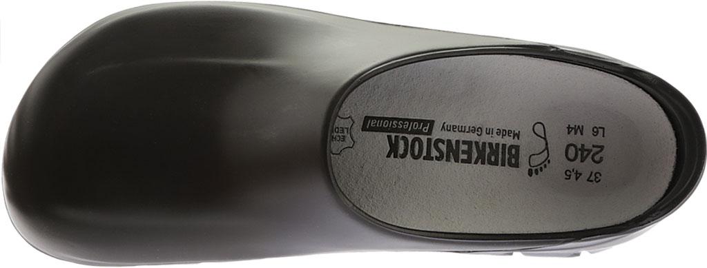 Birkenstock A 640 Steel Toe Slip On Shoe, Black Polyurethane, large, image 5