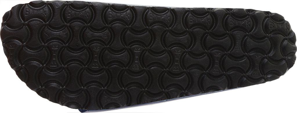 Birkenstock Arizona Soft Footbed Oil Leather Slide, Blue Oiled Leather, large, image 6