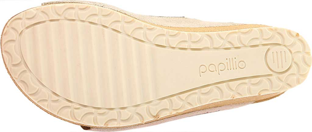 Women's Birkenstock Papillio Namica Wedge Slide, Metallic Rose Gold Leather, large, image 6