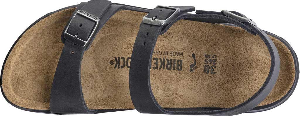 Women's Birkenstock Sonora CT Slingback Sandal, Black Oiled Nubuck Leather, large, image 3