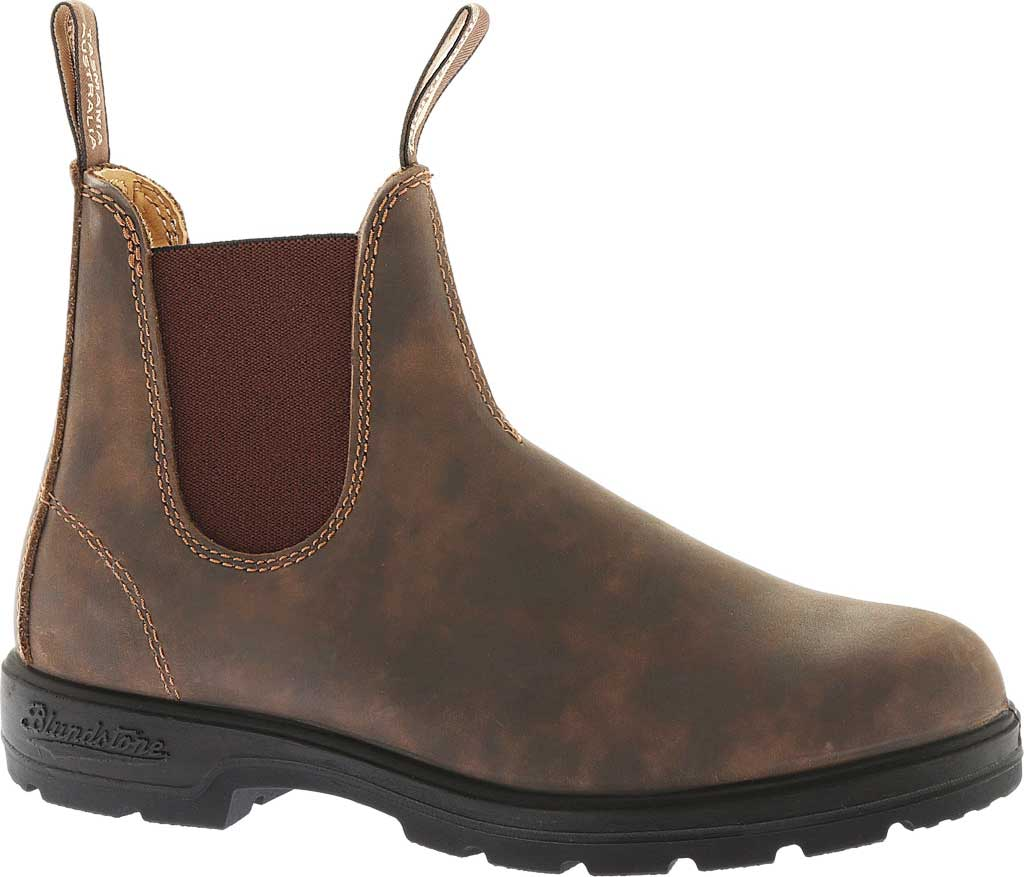 Blundstone Super 550 Series Boot, Rustic Brown, large, image 1