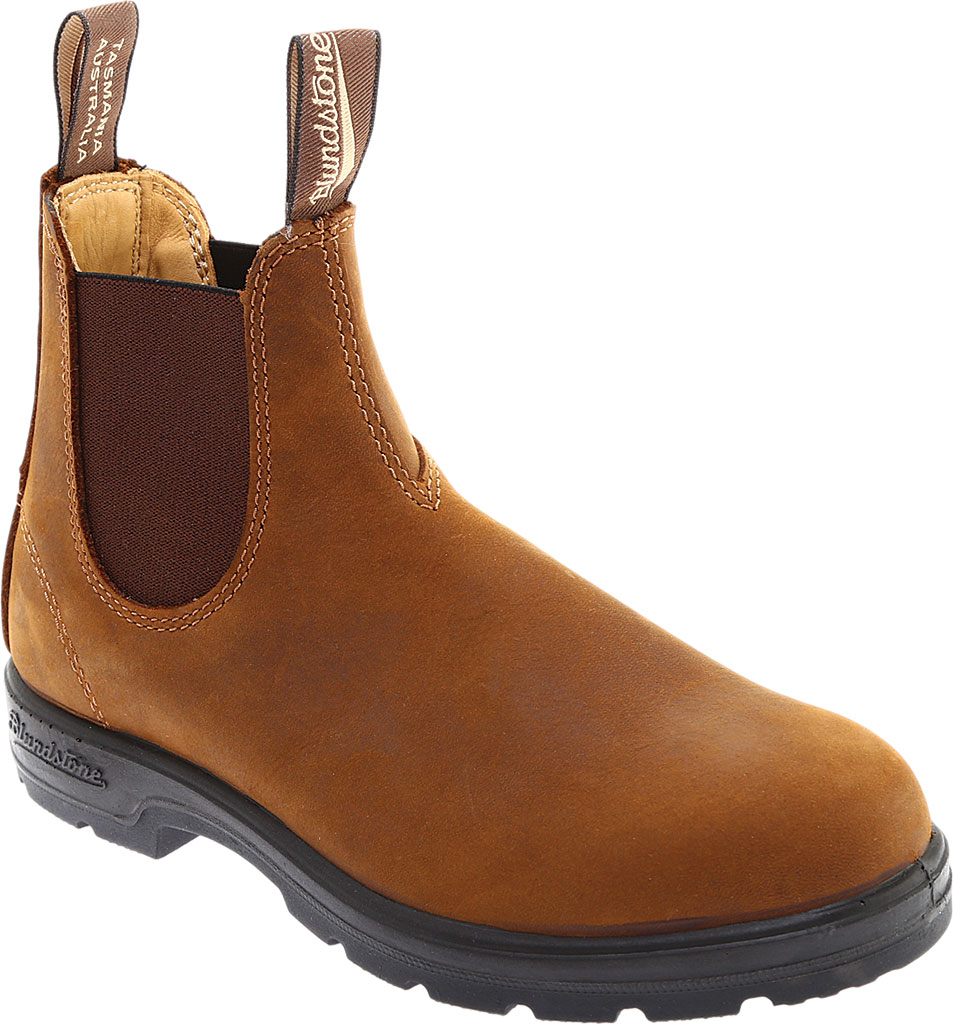 Blundstone Super 550 Series Boot, Crazy Horse Leather, large, image 1
