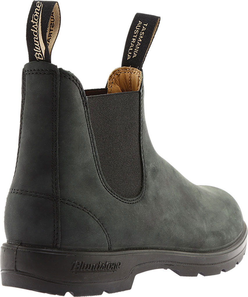 Blundstone Super 550 Series Boot, Rustic Black, large, image 4