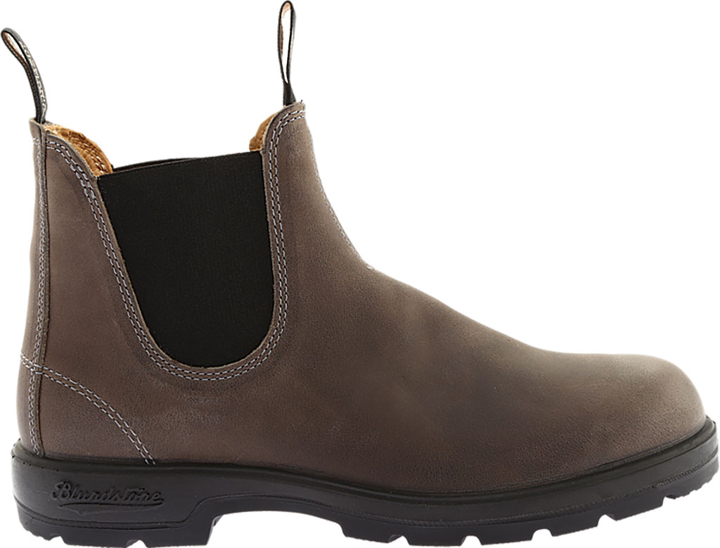Blundstone Super 550 Series Boot, Steel Grey Leather, large, image 2