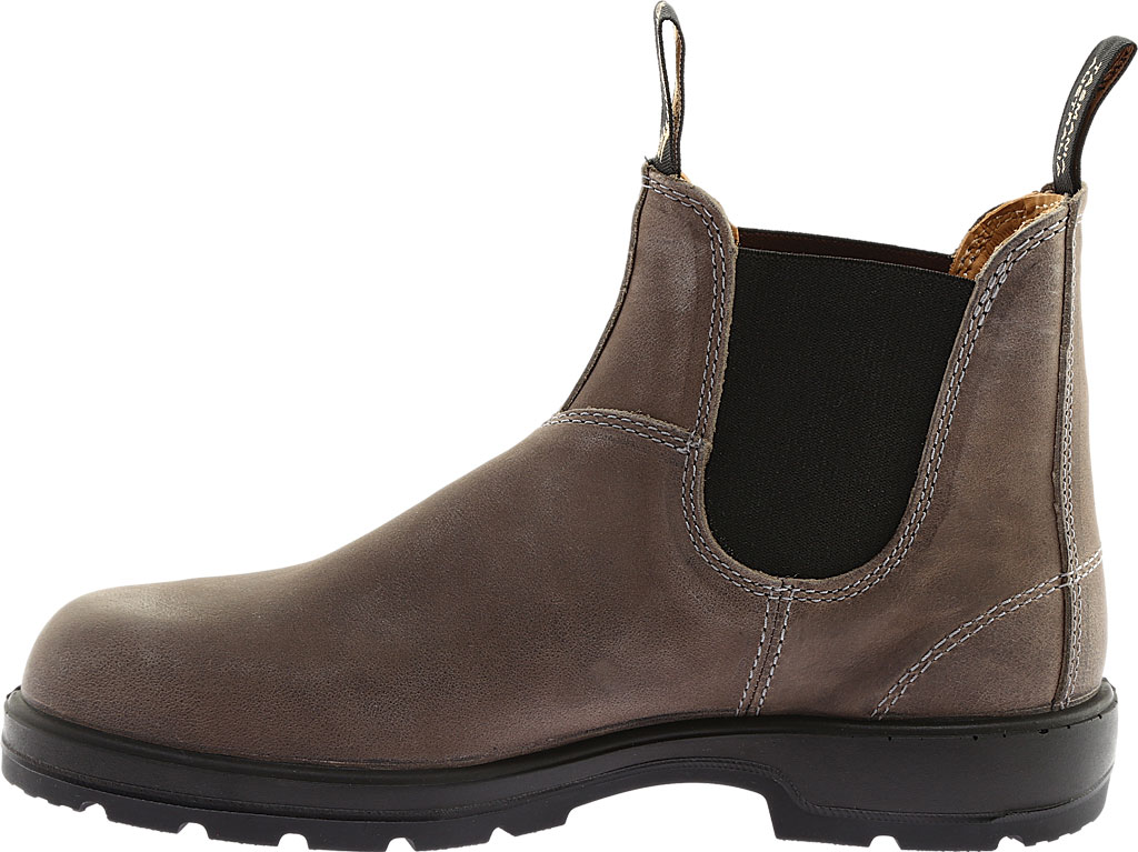 Blundstone Super 550 Series Boot, Steel Grey Leather, large, image 3