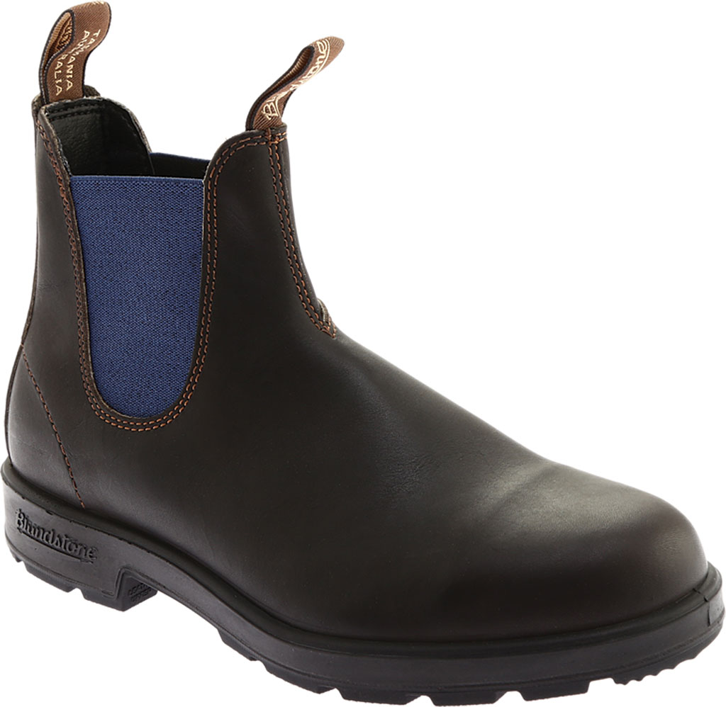 Blundstone Original 500 Series Boot, Stout Brown/Blue Gore Leather, large, image 1